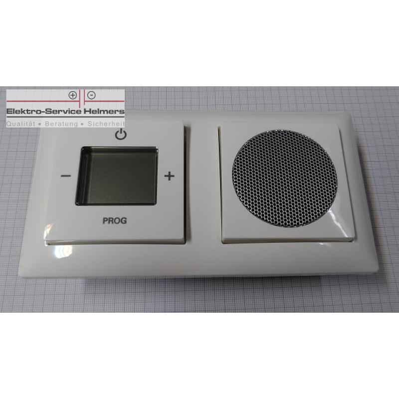 busch jaeger up digitalradio system balance 914 einbaufertiges kompl. Black Bedroom Furniture Sets. Home Design Ideas