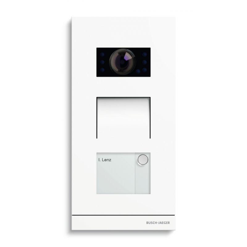 busch jaeger welcome 83121 1 664 video t rstation aussenstation. Black Bedroom Furniture Sets. Home Design Ideas