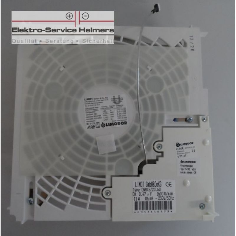 limodor 00083 gebl seeinheit compact 60 30 f r l fte. Black Bedroom Furniture Sets. Home Design Ideas