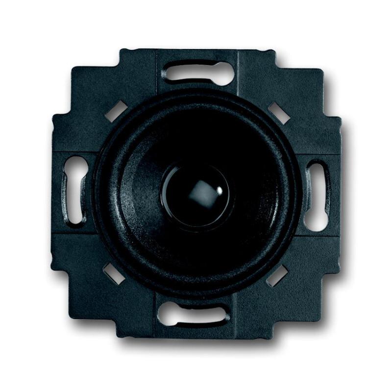 busch jaeger lautsprecher einsatz 8223 u f r schalterdose 26. Black Bedroom Furniture Sets. Home Design Ideas