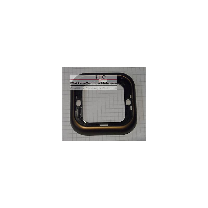 281 Busch Jaeger LX  5-fach Rahmen waagerecht  Busch-Duro 2000 bronze