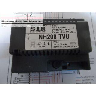 STR 10750 Netzgerät NH 208 TVU mit Verstärker, 189,50 &eu